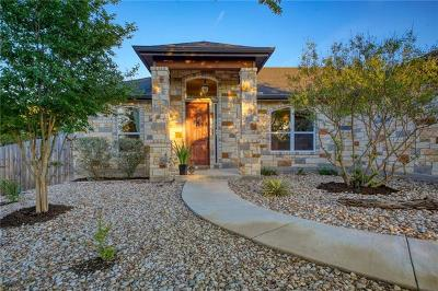 Lago Vista Single Family Home For Sale: 5501 Hitching Post