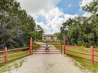 Liberty Hill Single Family Home Pending - Taking Backups: 316 River Rd