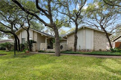 Austin Single Family Home For Sale: 9300 Springwood Dr