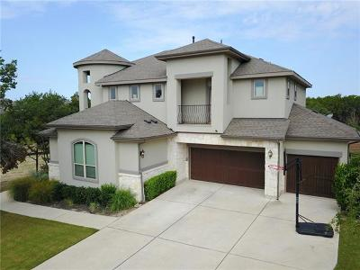 Bee Cave Single Family Home For Sale: 15708 San Solano Ct