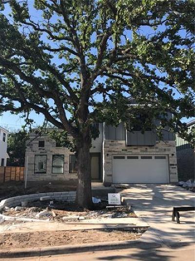 Cedar Park Single Family Home For Sale: 1405 Fox Sparrow Trl