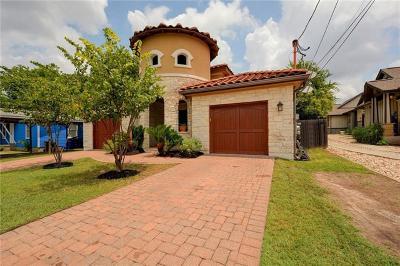 Austin Condo/Townhouse For Sale: 1002 Morrow St #1
