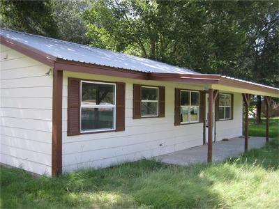 Paige TX Single Family Home For Sale: $64,900