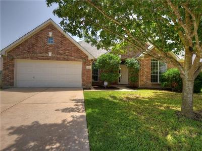 Travis County, Williamson County Single Family Home For Sale: 1515 Foppiano Loop