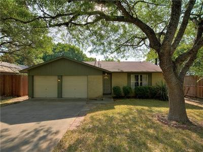 Hays County, Travis County, Williamson County Single Family Home For Sale: 7403 Cooper Ln