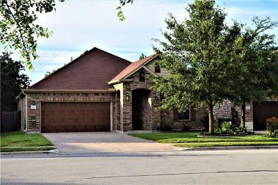 Cedar Park Single Family Home For Sale: 2207 Kasdan Pass