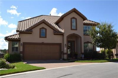 Steiner Ranch Single Family Home For Sale: 12221 Long Bay Cv