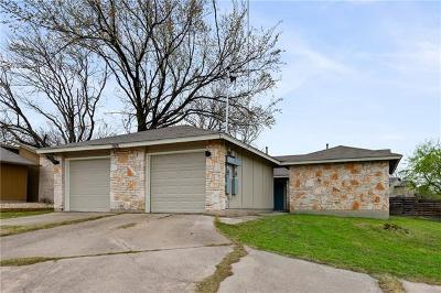 Multi Family Home Pending - Taking Backups: 2401 Burleson Rd