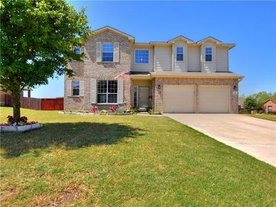 Harker Heights Single Family Home For Sale: 300 Tanner Ln