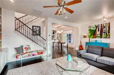 Austin Single Family Home For Sale: 5606 Grover Ave #B