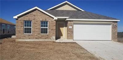 Hutto Single Family Home For Sale: 202 Helen Rd