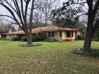 Lockhart Single Family Home For Sale: 1219 Orange St