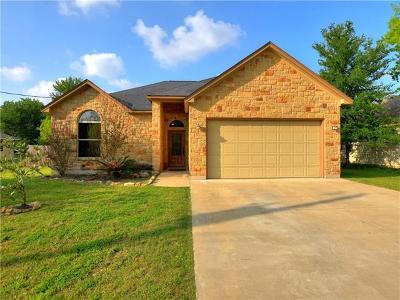 Bastrop Single Family Home For Sale: 328 Lamaloa Ln