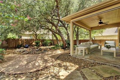 Cedar Park Single Family Home For Sale: 104 Arrowhead Trl