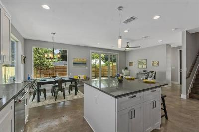 Austin Single Family Home For Sale: 3016 Prado St #1