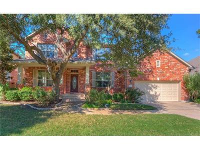 Single Family Home For Sale: 6812 Via Correto Dr