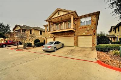 Round Rock Condo/Townhouse Pending - Taking Backups: 16100 S Great Oaks Dr #1002