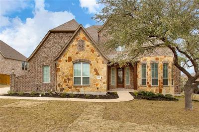 Hays County Single Family Home For Sale: 1112 Grassy Field Rd