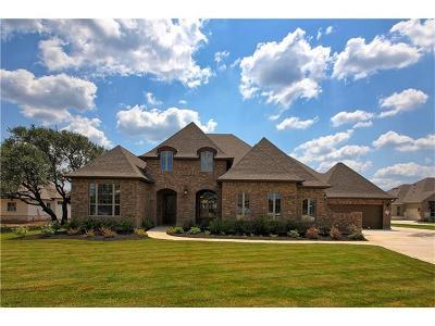 Liberty Hill Single Family Home For Sale: 425 Bold Sundown