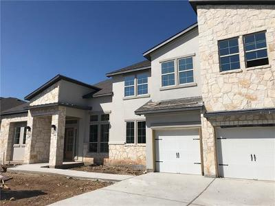 Leander Single Family Home For Sale: 2713 Rain Song Dr