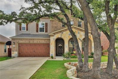 Leander Single Family Home For Sale: 1420 Reklaw Ln