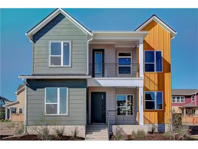 Austin Single Family Home For Sale: 2308 Robert Browning St