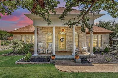 Spicewood Single Family Home For Sale: 23306 Pedernales Canyon Trl