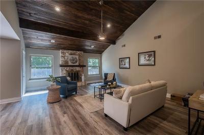 Austin Single Family Home For Sale: 11514 Quarter Horse Trl
