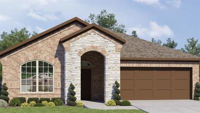 Pflugerville Single Family Home For Sale: 18317 Calasetta Dr