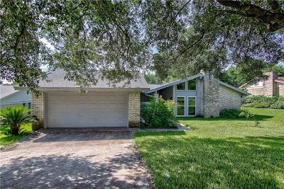 Austin Single Family Home For Sale: 1209 August Dr