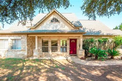 Travis County Single Family Home Pending - Taking Backups: 1500 Susan Dr