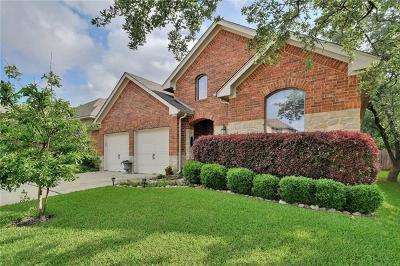 Cedar Park Single Family Home For Sale: 1308 Ravensbrook Bnd