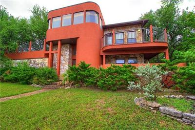 Lakeway Single Family Home For Sale: 406 Copperleaf Rd