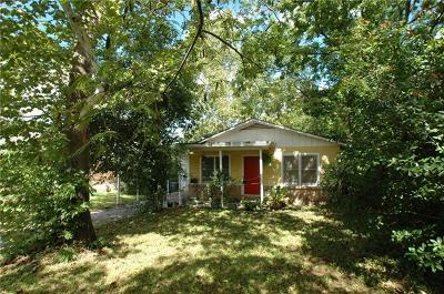 Single Family Home For Sale: 206 Braeswood Rd