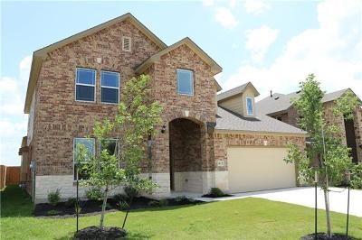 Pflugerville Single Family Home For Sale: 4113 Godwit Dr