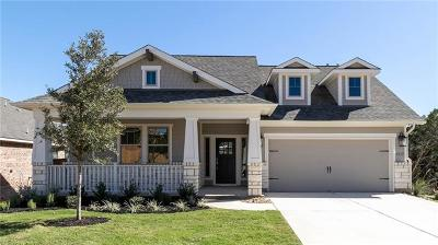 Leander Single Family Home For Sale: 1908 Woolsey Way