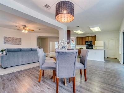 Austin Single Family Home Pending - Taking Backups: 8001 Bannock Ln