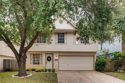 Single Family Home For Sale: 805 Smoke Signal Pass