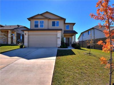 Kyle Single Family Home For Sale: 150 Kingfisher Ln