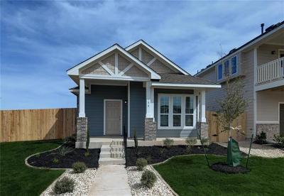 San Marcos Single Family Home For Sale: 158 Frasier
