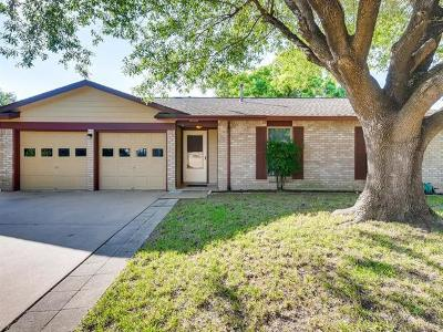 Austin Single Family Home For Sale: 11007 Applewood Dr