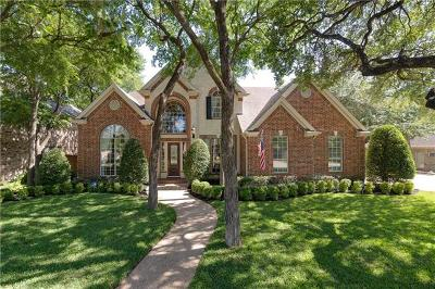 Round Rock Single Family Home Pending - Taking Backups: 1507 Weiskopf Loop