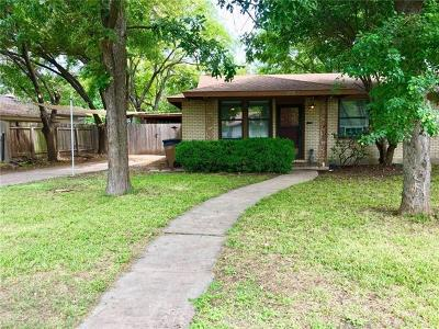 Austin Rental For Rent: 1230 NE Broadmoor Dr