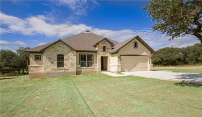 Blanco Single Family Home For Sale: 200 Jeff Vaughn