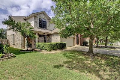 Austin Single Family Home For Sale: 3405 Bratton Heights Dr