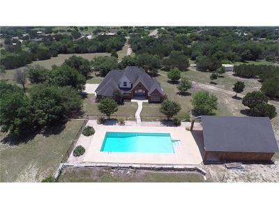 Lampasas Single Family Home For Sale: 7 Chris St
