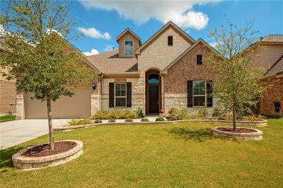 Buda Single Family Home For Sale: 609 Oyster Crk