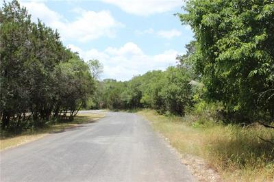 Hays County Residential Lots & Land For Sale: E Valley Spring Rd