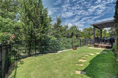 Austin Single Family Home Pending - Taking Backups: 12217 Fairway Cv