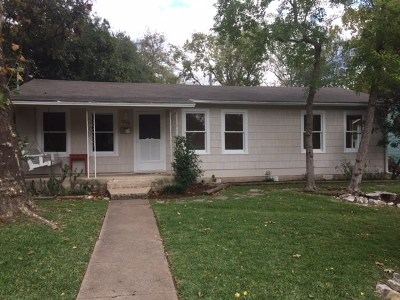 Austin Single Family Home For Sale: 1206 Cullen Ave